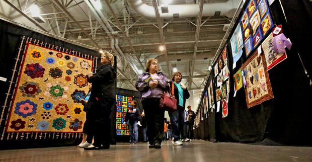 Photos: 37th annual Quilt Show, Quilt Fiesta