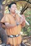 Celebrate richness of Navajo flute