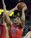 Arizona basketball: UA at Michigan
