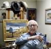 Artist's life, in broad strokes