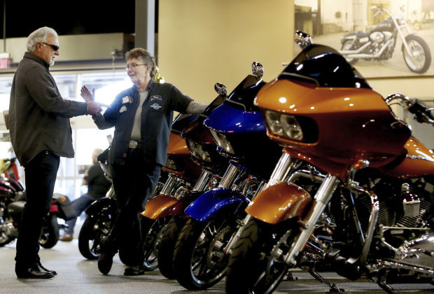 Second Harley dealership to open in Tucson