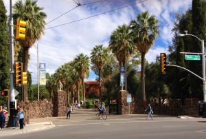 My Favorite Place: UA's Main Gate