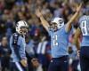NFL Last-second field goal lifts Tennessee