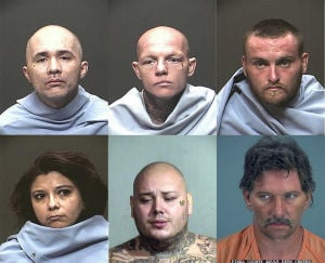 Photos: Police mug shots