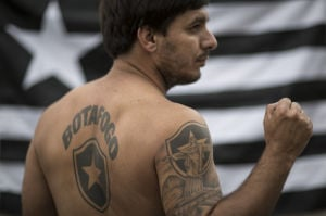 Photos: Brazil soccer tattoos