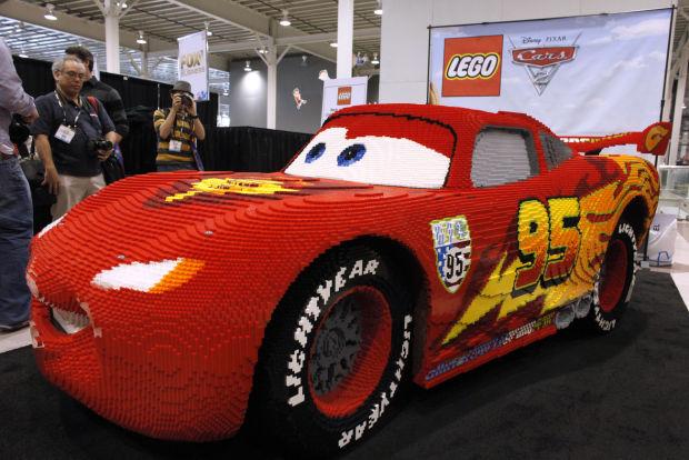 News 4 Tucson >> Photos: Amazing Lego creations