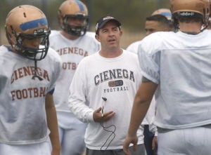 Cienega football joins I-Ridge in Division I in revised AIA alignment