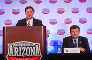 70 CEOs to visit Phoenix during Super Bowl week