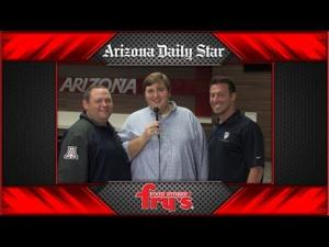 Wildcats: Berk interviews Matt Dudek, Yogi Roth, part 1