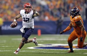 Photos: Arizona 26, UTSA 23