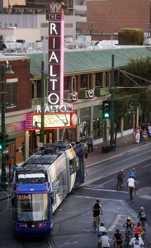 Streetcar receives project of the year award