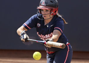UA softball: Wildcats lose CF Lavine for season with torn ACL