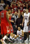 UA basketball Arizona vs. Gonzaga