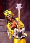 Pied Piper Bootsy led way to funk, now heads to Rialto