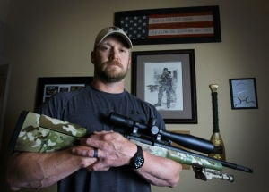 "The reality of ""American Sniper"" Chris Kyle"