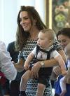 Kate, Prince George