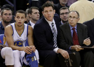 Walton having fun as assistant under Kerr