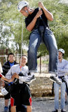 Pima County 4-H High Ropes Course