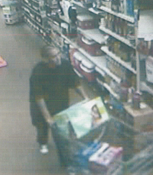 Beer, diapers are must-haves for southside thief