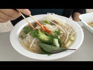 New Vietnamese food truck dishes up incredible pho