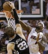 NBA Finals: Heat 103, Spurs 84: Super Mario power up