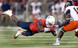 Arizona Wildcats football: Carey officially a consensus All-American — again