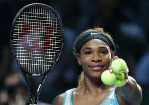 Copa WTA: Williams-Wozniacki en semifinales