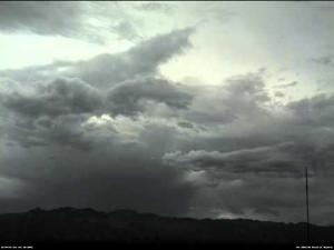 Watch Tucson's storm roll in