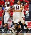 Arizona vs. Florida college basketball