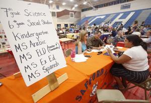 Shortage puts uncertified teachers in Arizona classrooms