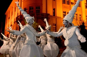 Photos: Carnival - Macedonian style