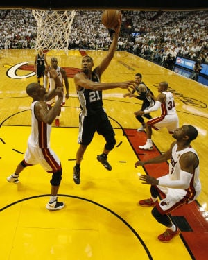 NBA Finals: Title, legacies on line in Game 7