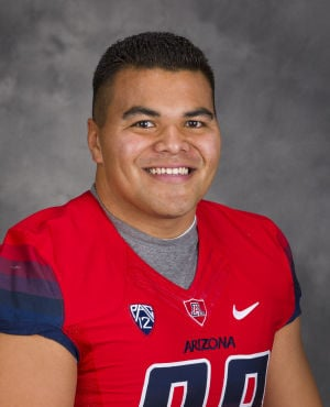 UA football: Older, wiser Fuimaono eager to play