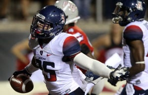 Photos: Arizona 58, UNLV 13