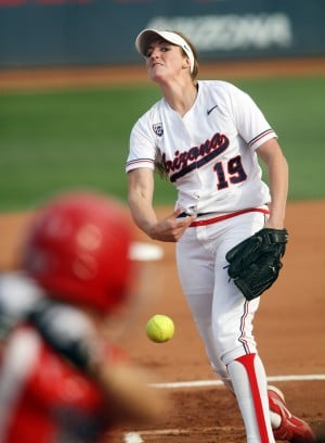 Softball: Arizona 8, San Diego St. 6