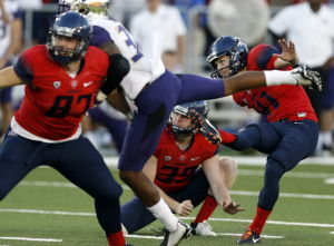 UA football: Skowron honored by Pac-12