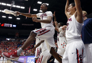 Photos: Arizona basketball seniors