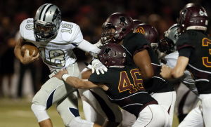 Week 10: Tonight's high school football games