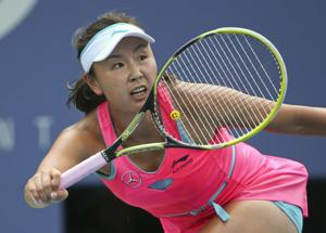 US Open: La china Peng Shuai a semifinales