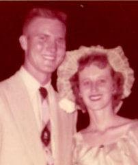 Barbara Louise Hummel and Gordon Hummel