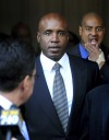Baseball Notebook: Bonds sentenced, but it's delayed for appeal
