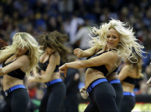 Photos: NBA dancers