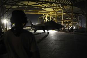 EEUU ataca al Estado Islámico cerca de Turquía