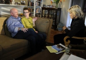 Giffords ABC interview promoted on air