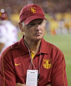 Hansen: USC's Athletic Director Haden fined $25K