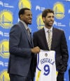 NBA: Golden State Warriors: Iguodala hopes to be team's missing piece