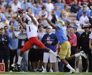 UA sports Throwback Thursday: Robert Golden
