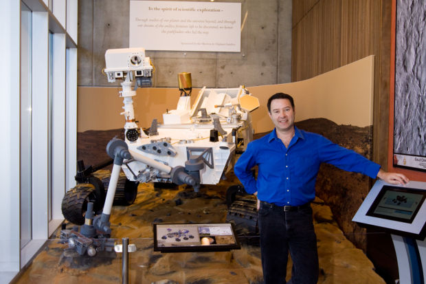 ASU to design cameras for NASA's 2020 Mars rover