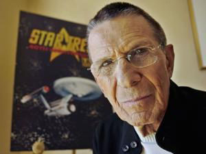 Leonard Nimoy, el famoso Sr. Spock de Star Trek, muere