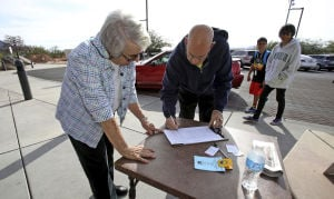 Tee'd Off group files Oro Valley referendum petition